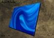 """Le Grand Bleu"" Oil on Canvas 100x73cm Price: 300€ + Shipping - Bellanda ®"