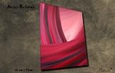 """Envelop"" Oil on Canvas 73x100cm Price: 280€ + Shipping - Bellanda ®"